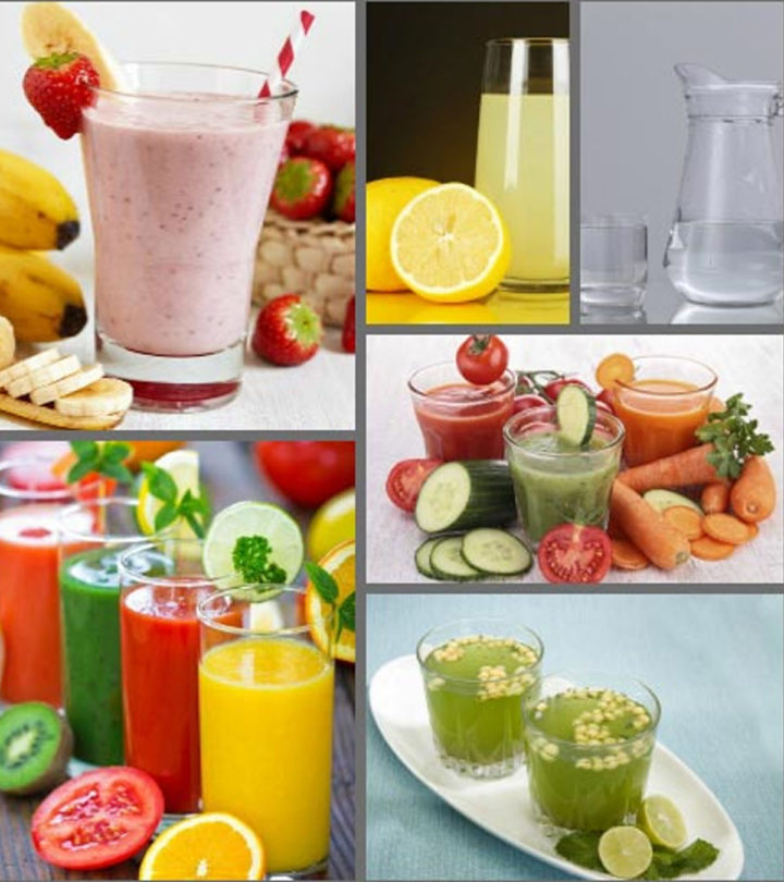 10 best healthy & energy drinks to take during pregnancy