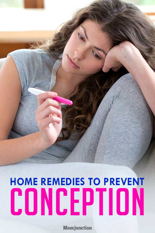 30 Best Home Remedies To Avoid Pregnancy Naturally