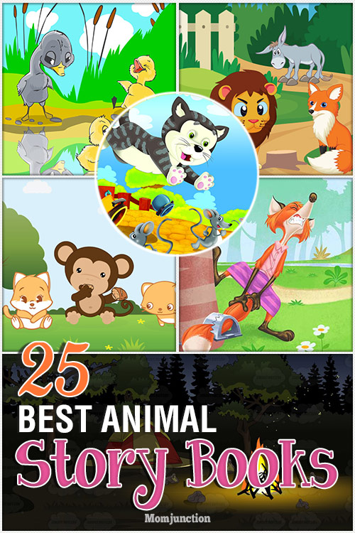 25 Best Short Animal Stories For Kids With Morals