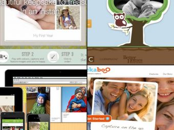 4 Best Online Free Baby Photo & Video Journals You Can Use