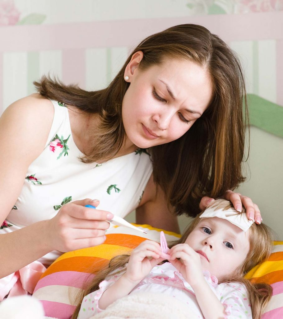 7 Effective Home Remedies To Treat Allergies In Children