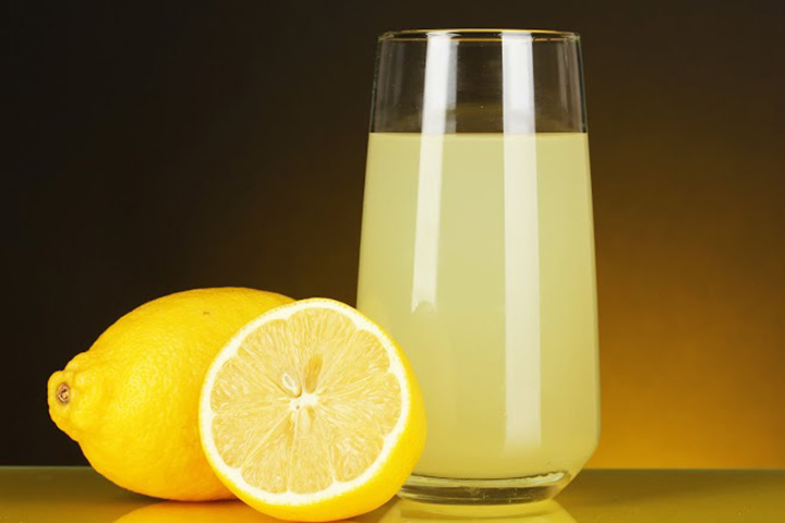 Lemonade is Natural Energy Drink for Pregnancy