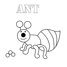 ant coloring pages Top 25 Free Printable Ants Coloring Pages Online ant coloring pages