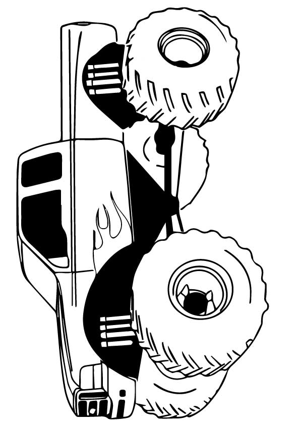 Big-Printable-Hot-Wheels-Coloring