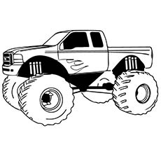Hot Wheels Free Hot Wheels Coloring Pages To Print