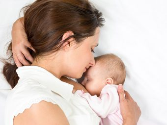 Benefits Of Breastfeeding For Mother And Baby