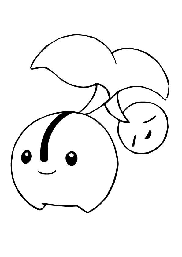 Cherubi-Pokemon