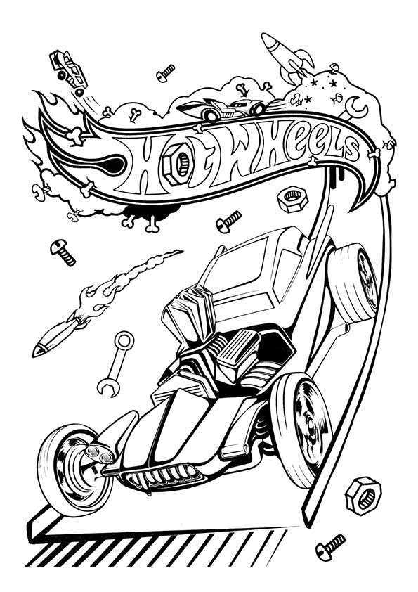 Cool-hot-wheels-coloring-pages