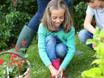 10 Creative And Fun Gardening Activities For Kids