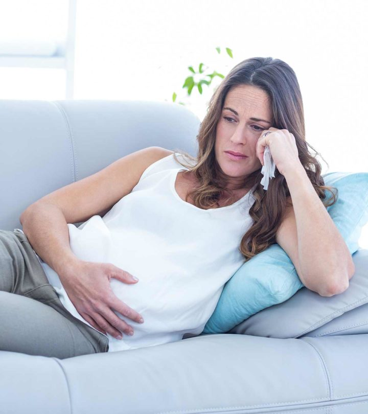 Depression During Pregnancy Causes, Symptoms And Treatment
