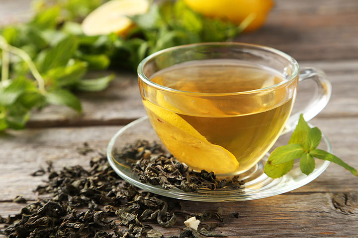 Green Tea In Pregnancy
