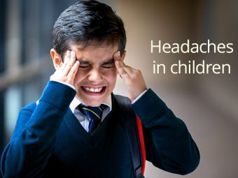 Headaches In Children: Why Do They Occur And What You Can Do
