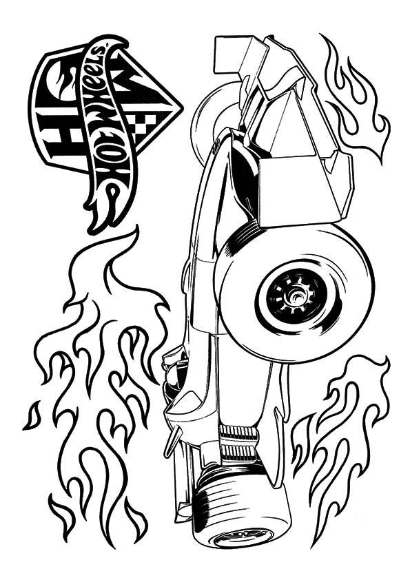 Hotwheels-coloring-logo