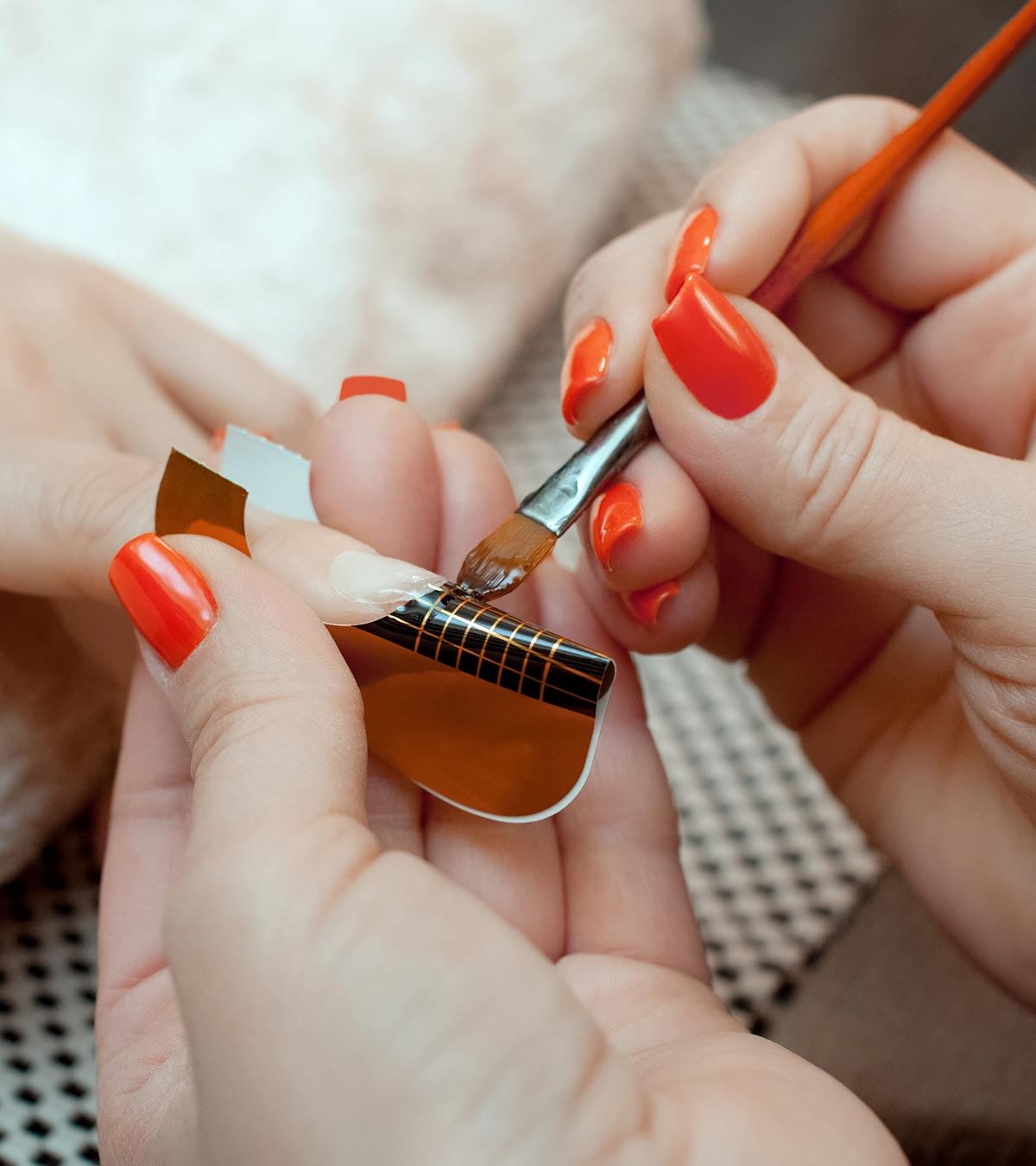 Is It Safe To Get Acrylic Nails When Pregnant