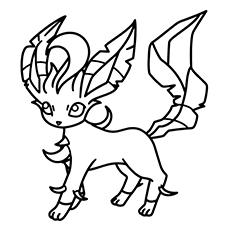 Leafeon-Pokemon