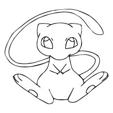 Pokemon free to color for kids - All Pokemon coloring pages Kids ... | 230x230
