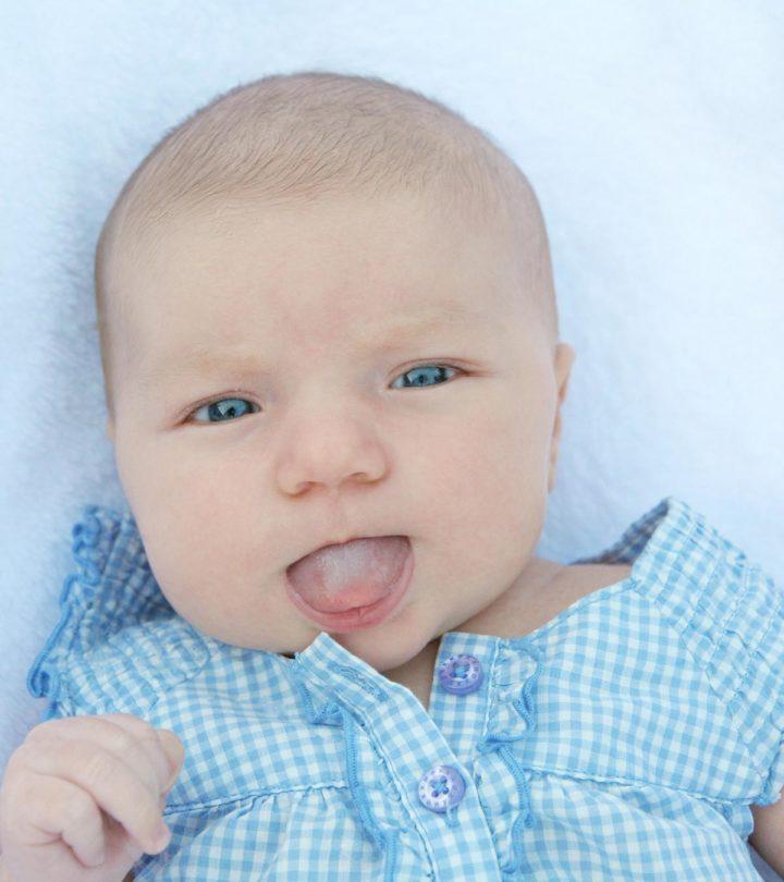thrush in infants