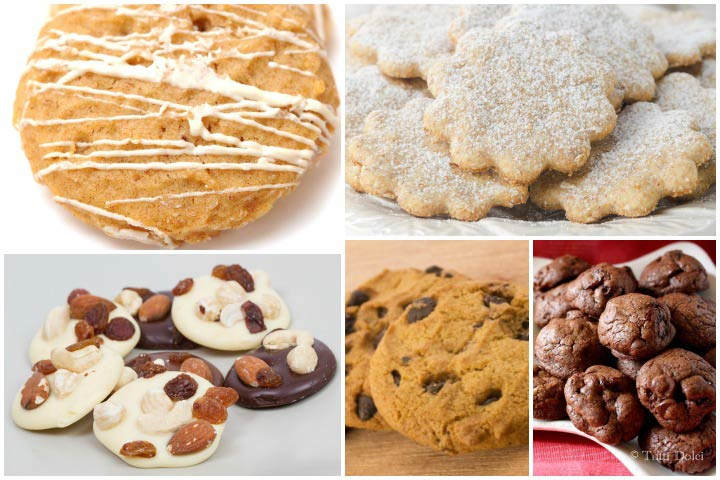 5 easy cookie recipes