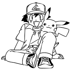 Pokemon and Pikachu