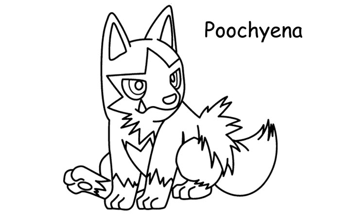 real life pokemon coloring pages - photo#3
