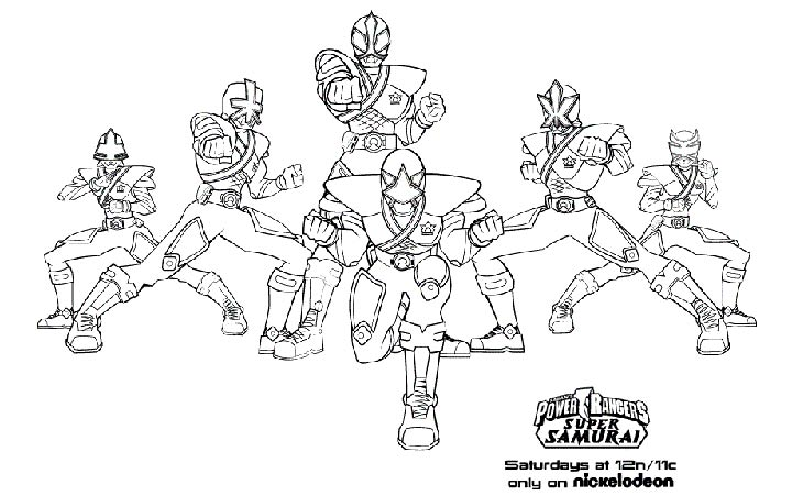 Powers Rangers Coloring Pages Coloring Pages of Power Ranger