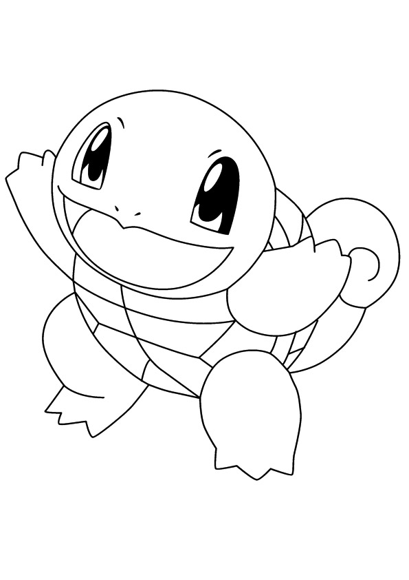 Squirtle-pokman