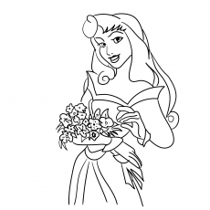 The Aurora Loves Flowers