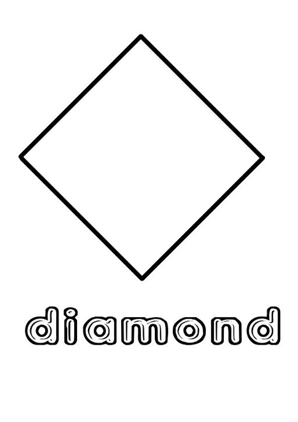 The-Diamond-Shape