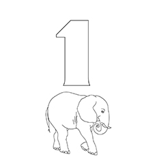 The-Elephant-With-Number-16