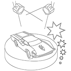 The-Hot-Wheels-Under-Spotlight-16 coloring pages