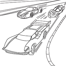 The-Hot-Wheels-Zipping-16 coloring pages