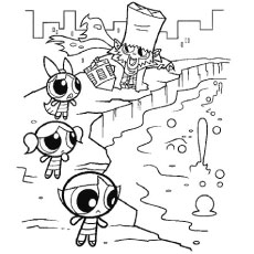 power puff girls coloring pages Top 15 Free Printable Powerpuff Girls Coloring Pages Online power puff girls coloring pages