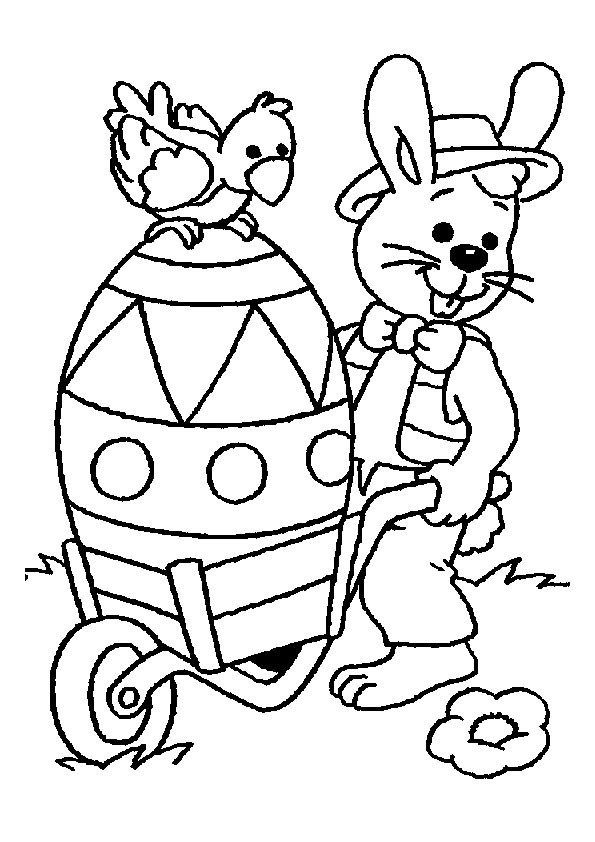 The-Pushes-the-Easter-Egg-Cart
