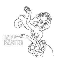 The Wishes Happy Easter