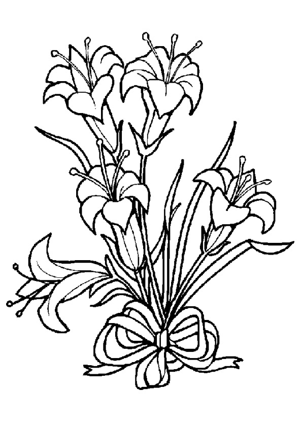 The-easter-lily