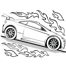 hot wheel coloring pages Top 25 Free Printable Hot Wheels Coloring Pages Online hot wheel coloring pages