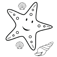 image regarding Free Printable Sea Creature Templates called Ultimate 15 No cost Printable Sea Pets Coloring Web pages On the web