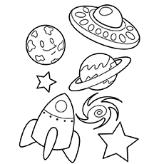 the top shapes coloring pages 8