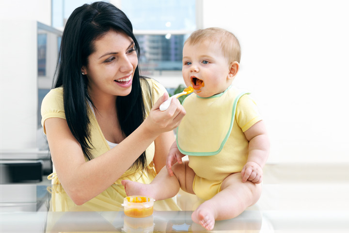 Tips To Follow For Baby's Food Chart