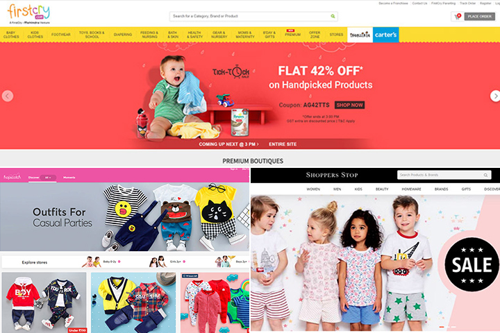 Top 10 Clothing Websites For Kids