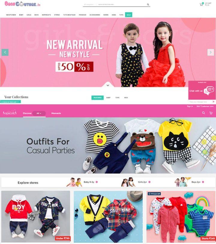 Top 10 Clothing Websites For Kids