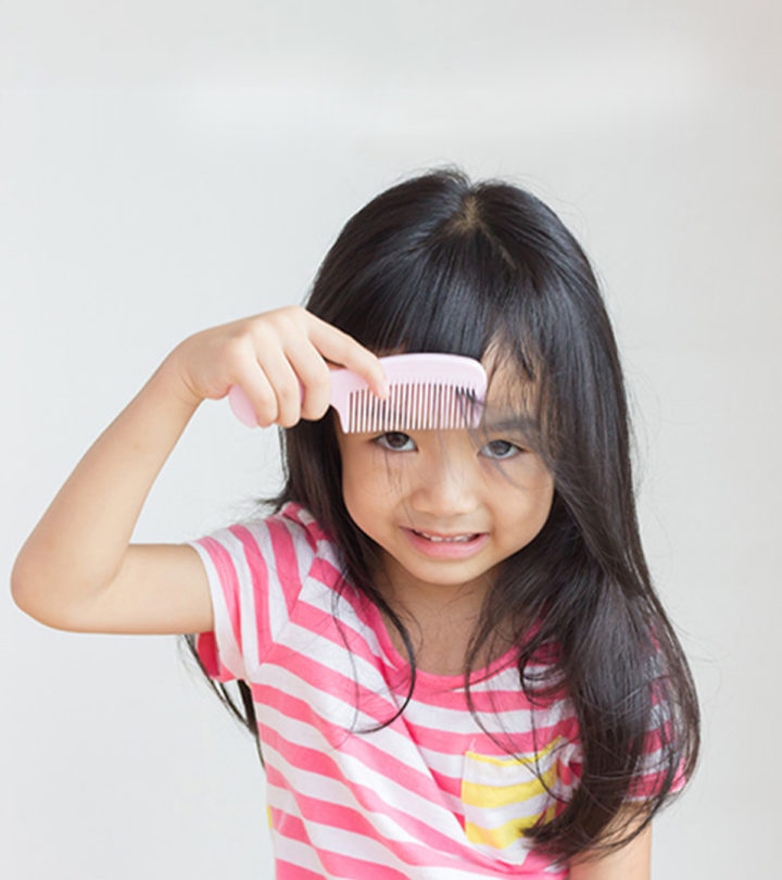 Hair Loss In Children And How
