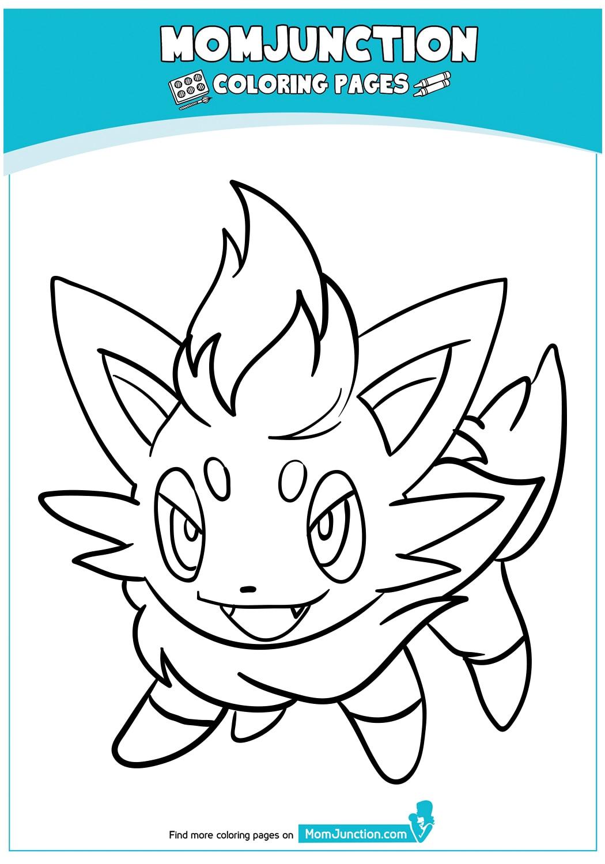 Zorua-Pokemon