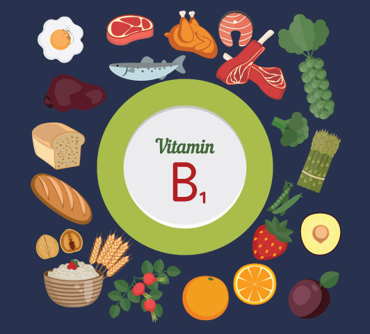 Vitamin B Complex During Pregnancy - Vitamin B1