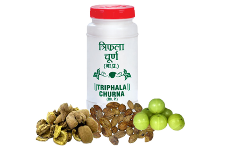 guduchi gokshura and triphala churna