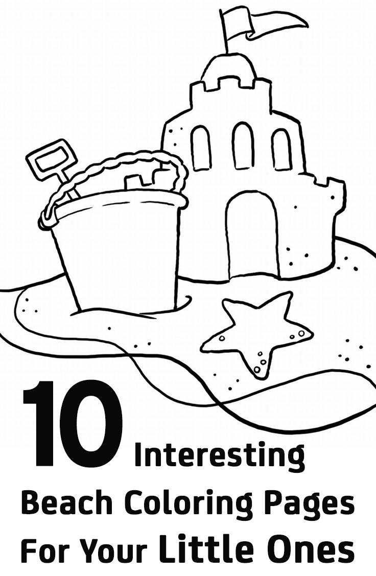 Coloring pages starfish intermediate - Clipart