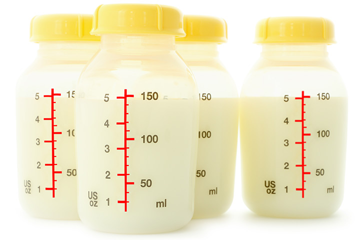tips to store formula milk