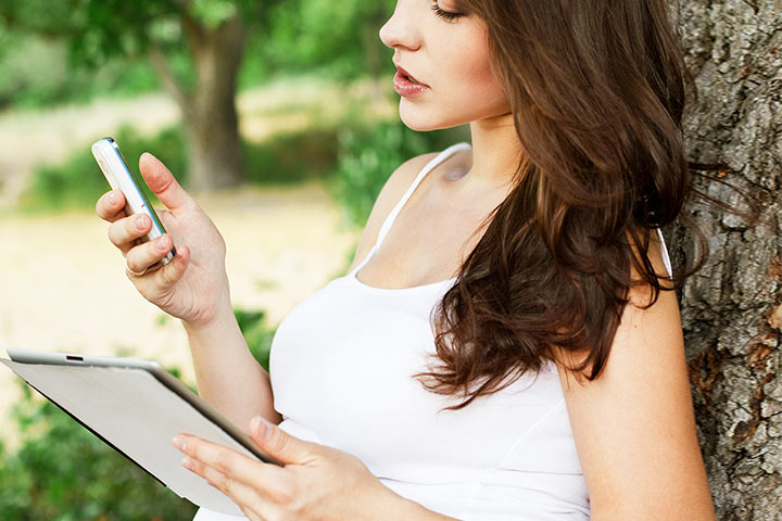 is it safe to use mobile phone during pregnancy?
