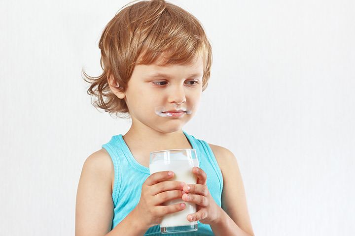 how to deal with lactose intolerance in children