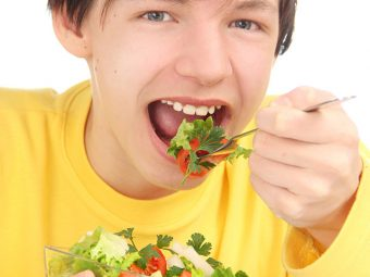 5 Healthy Diet Tips And A Diet Plan For Your Teenage Boy